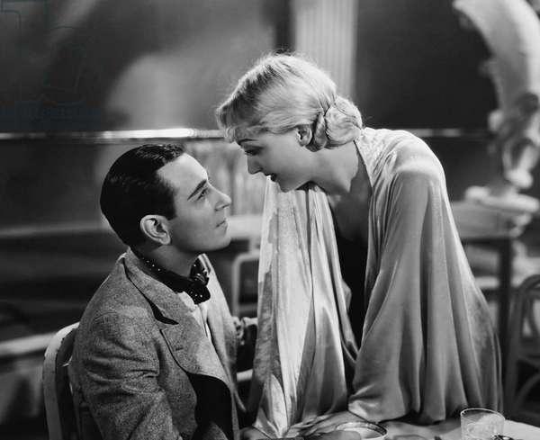 BOLERO, from left: George Raft, Carole Lombard, 1934