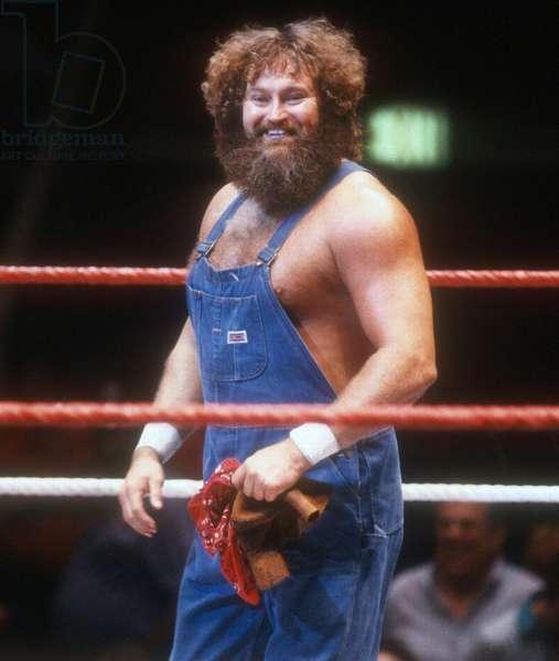 Hillbilly Jim, 1987 (photo)