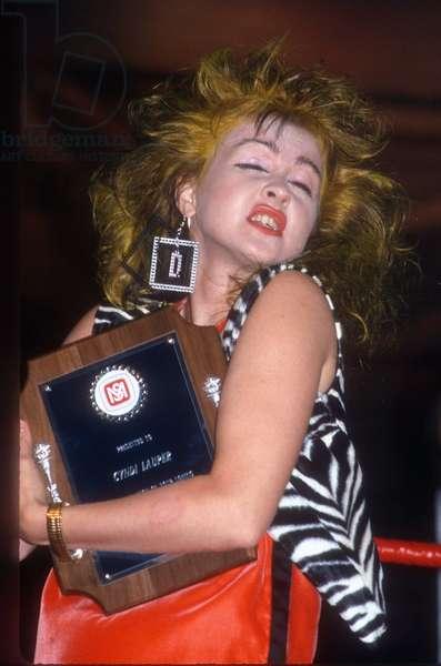 Cyndi Lauper, 1979 (photo)