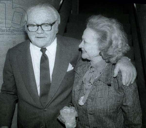James Cagney, 1979 (photo)