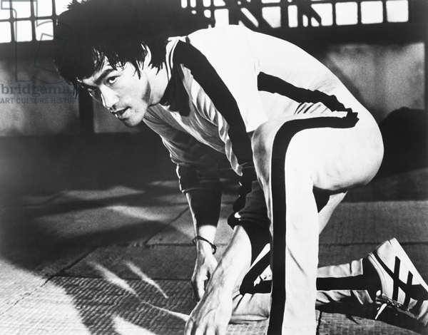 GAME OF DEATH, Bruce Lee, 1978