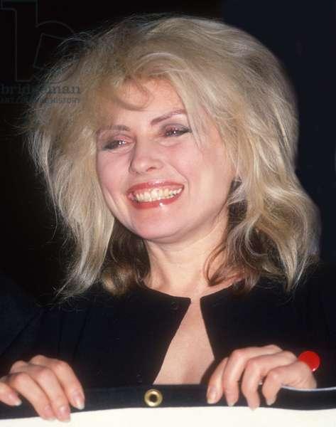 Debbie Harry, 1980s (photo)