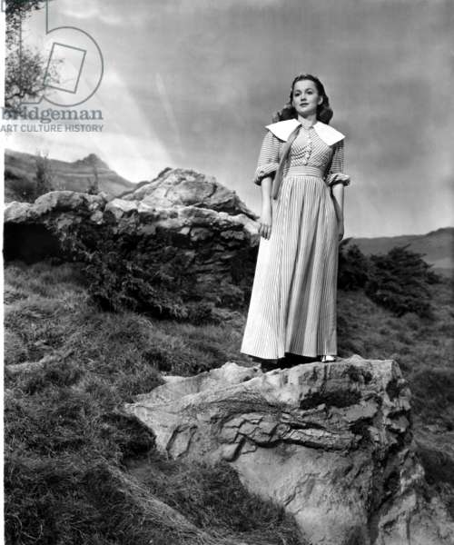 DEVOTION, Olivia de Havilland, 1946