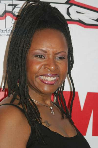 Robin Quivers Fhm Event To Celebrate Her August Cover At Whiskey Park, New York City 07/01/2004 (photo)