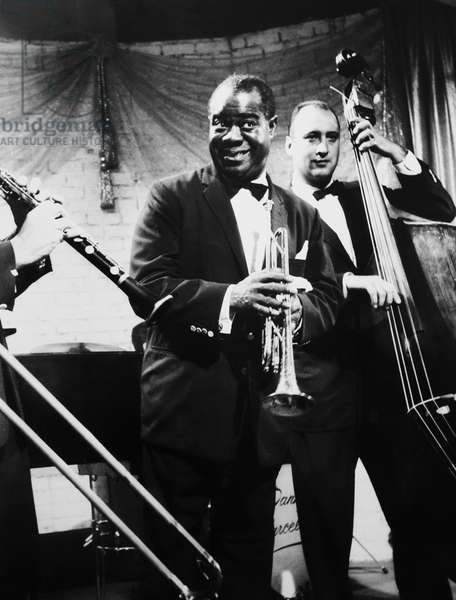 THE BEAT GENERATION, Louis Armstrong, 1959