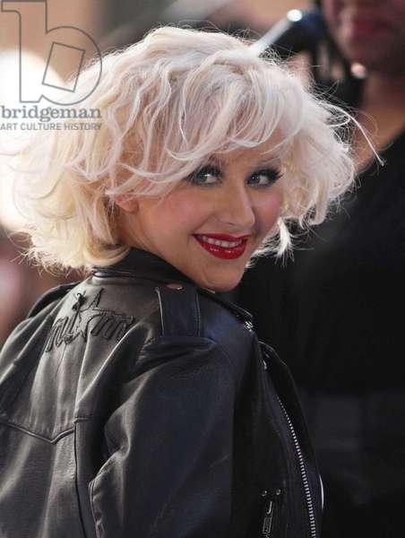 Christina Aguilera, 2010 (photo)