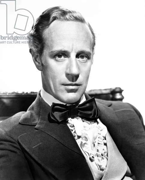 GONE WITH THE WIND, Leslie Howard, 1939