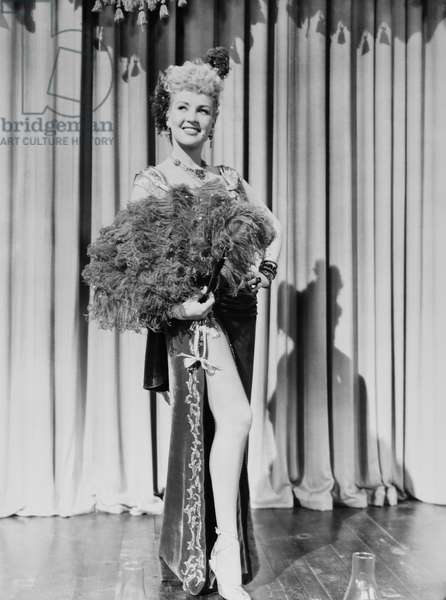 THE BEAUTIFUL BLONDE FROM BASHFUL BEND, Betty Grable, 1949