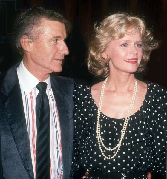 Roddy Mc Dowell Lee Remick, 1988 (photo)