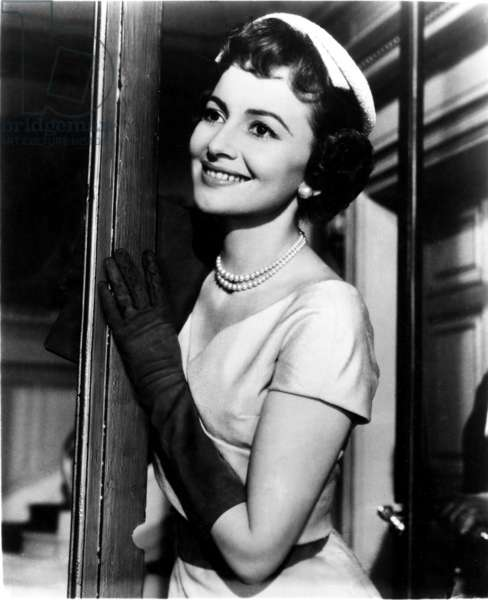 THE AMBASSADOR'S DAUGHTER, Olivia de Havilland, 1956