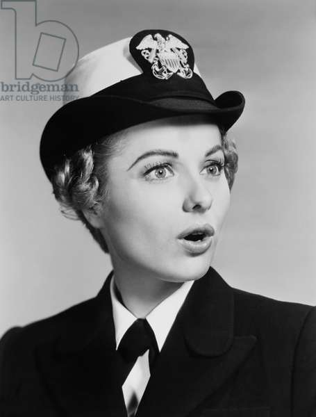 FRANCIS IN THE NAVY, Martha Hyer, 1955