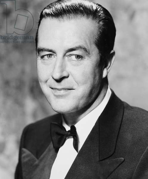 DIAL M FOR MURDER, Ray Milland, 1954
