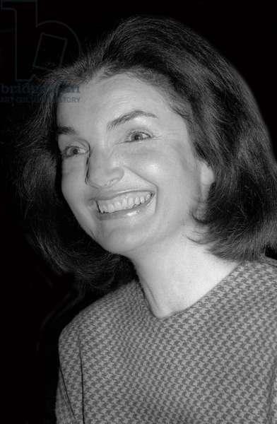 Jackie Kennedy, 1977 (photo)