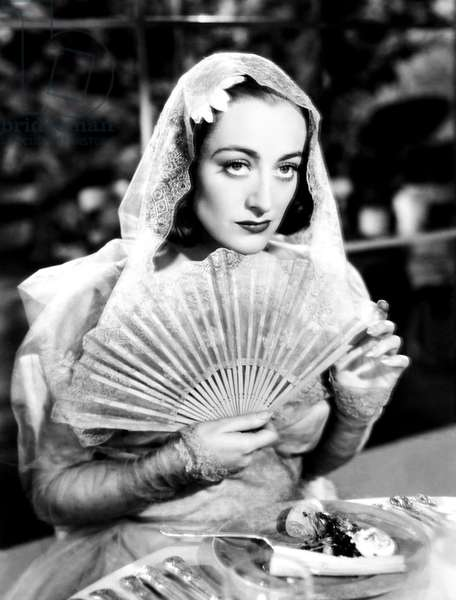 THE BRIDE WORE RED, Joan Crawford, 1937