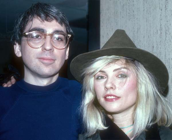 Debbie Harry Chris Stein, 1988 (photo)