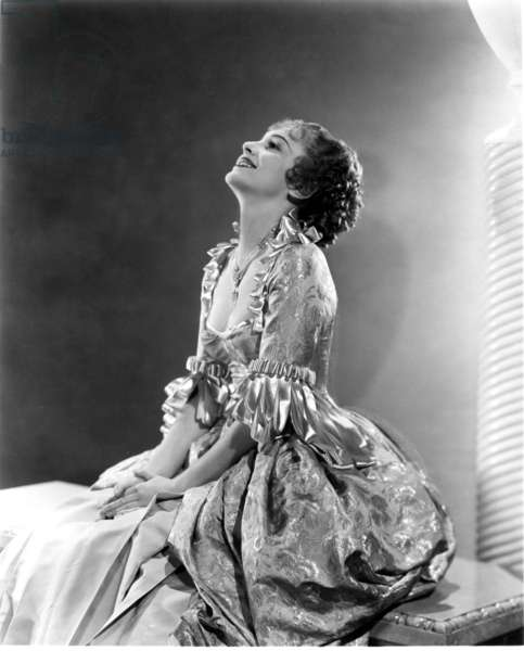THE GREAT GARRICK, Olivia de Havilland, 1937
