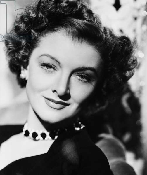 THE BACHELOR AND THE BOBBY-SOXER, Myrna Loy, 1947