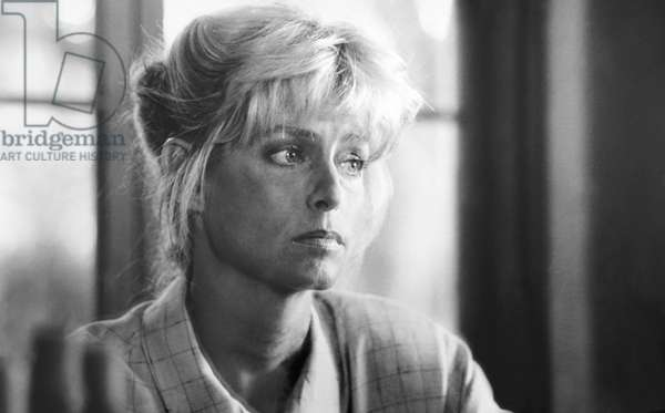 EXTREMITIES, Farrah Fawcett, 1986,