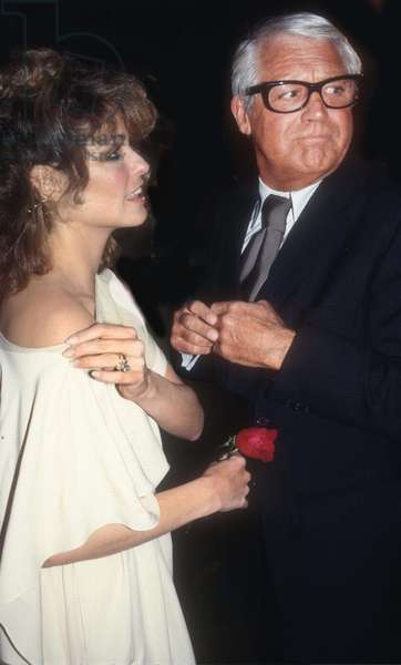 Farrah Fawcett Cary Grant, 1978 (photo)