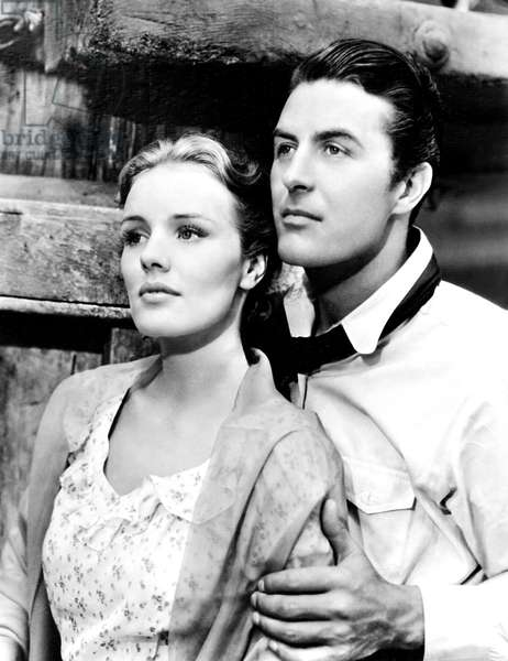 EBB TIDE, from left, Frances Farmer, Ray Milland, 1937