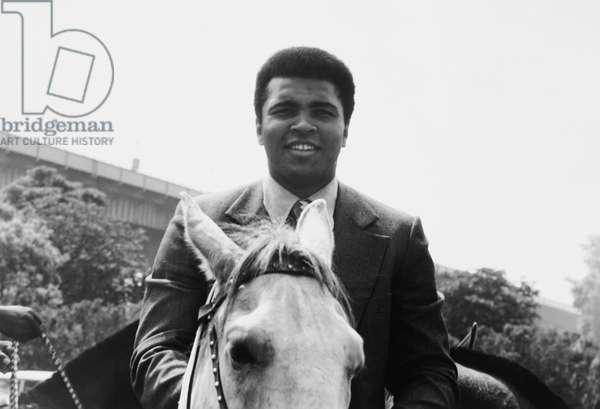 BLACK RODEO, Muhammad Ali, 1972