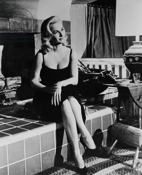 DESIRE IN THE DUST, Martha Hyer, 1960