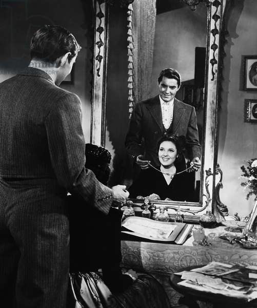 BLOOD AND SAND, from left: Tyrone Power, Linda Darnell, 1941