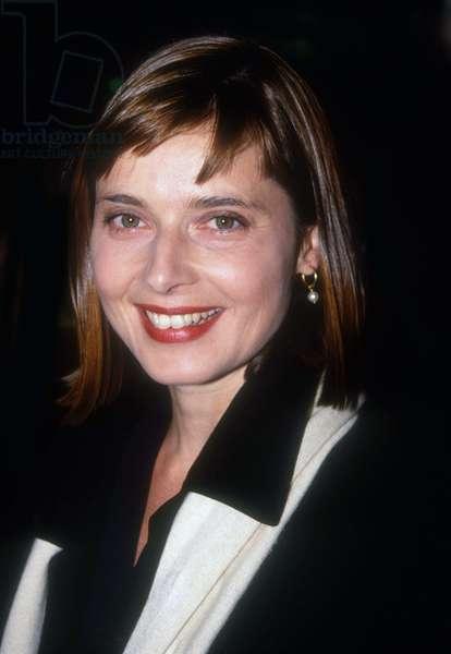 Isabella Rosselini in, 1991 (photo)