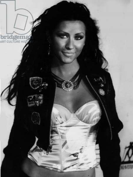 Christina Aguiler, 2004 (photo)