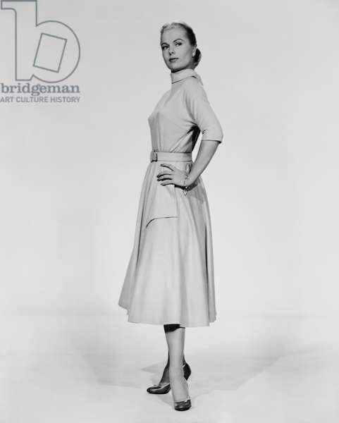 THE DELICATE DELINQUENT, Martha Hyer, 1957