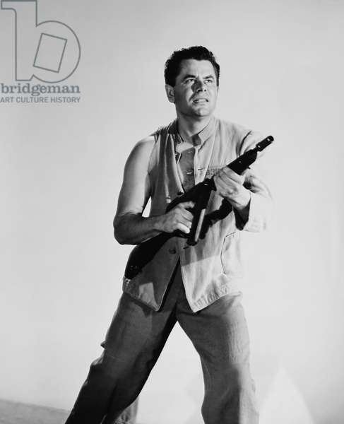 CONVICTED, Glenn Ford, 1950