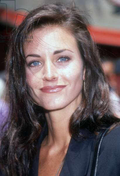 Courtney Cox, 1992 (photo)