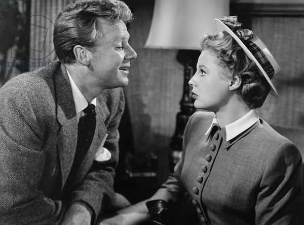 THE BRIDE GOES WILD, from left:  Van Johnson, June Allyson, 1948