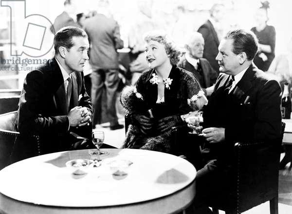 CIRCLE OF DANGER, from left, Ray Milland, Dora Bryan, Naunton Wayne, 1951