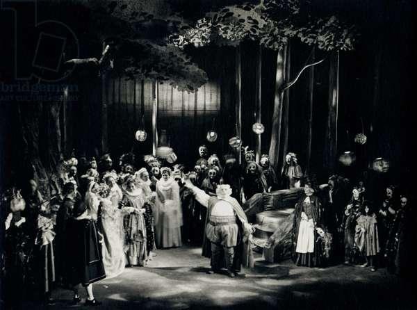 Giuseppe Verdi's opera Falstaff