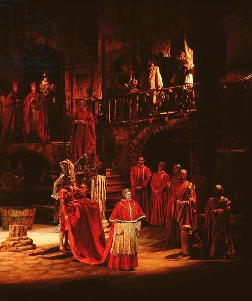 Hector Berlioz' s opera