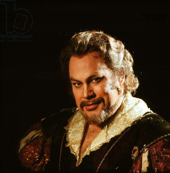 Ingvar Wixell as Wolfgang