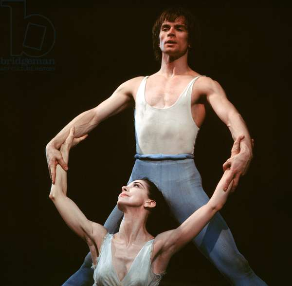Dame Margot Fonteyn and Rudolf Nureyev