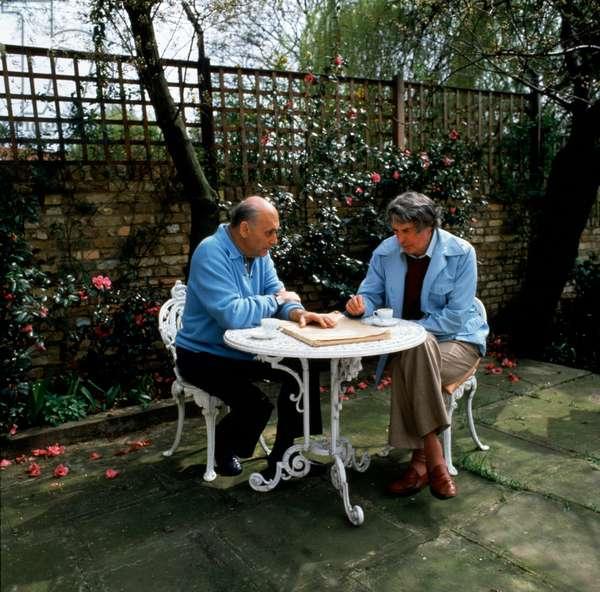 Michael Tippett & Georg Solti