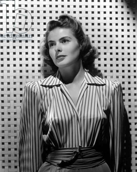 Ingrid Bergman in the early 1940s