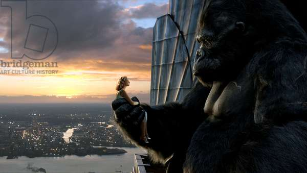 KING KONG, Naomi Watts, King Kong, 2005, (c) Universal/courtesy Everett Collection