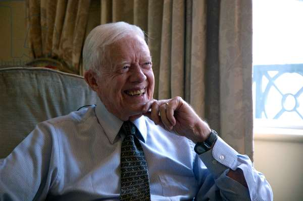 MAN FROM PLAINS, former President Jimmy Carter, 2007. ©Sony Pictures Classics/Courtesy Everett Collection