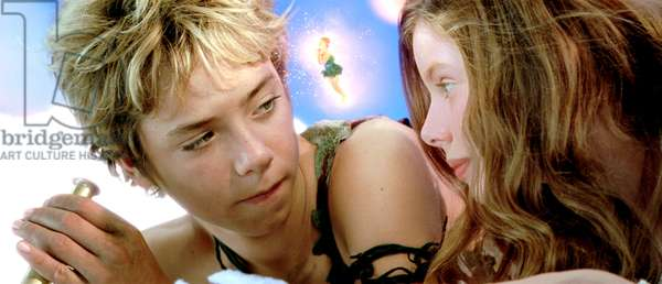 PETER PAN, Jeremy Sumpter, Ludivine Sagnier, Rachel Hurd-Wood, 2003, (c) Universal/courtesy Everett Collection