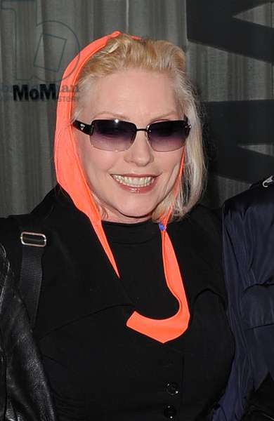 Debbie Harry at arrivals for MUD Premiere, MoMA Museum of Modern Art, New York, NY April 21, 2013. Photo By: Kristin Callahan/Everett Collection