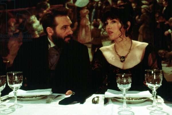 CAMILLE CLAUDEL, Gerard Depardieu, Isabelle Adjani, 1988