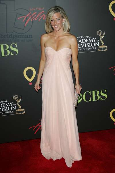 Laura Wright at arrivals for 38th Annual Daytime Entertainment Emmy Awards - ARRIVALS, Hilton Hotel, Las Vegas, NV June 19, 2011. Photo By: James Atoa/Everett Collection