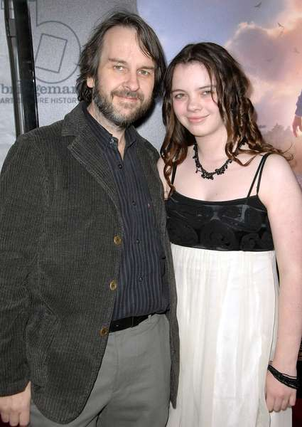 Peter Jackson at arrivals for THE LOVELY BONES Premiere, Grauman's Chinese Theatre, Los Angeles, CA December 7, 2009. Photo By: Dee Cercone/Everett Collection