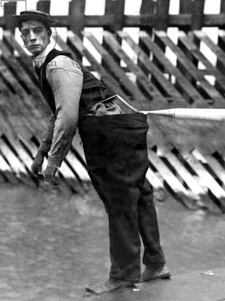 Buster Keaton, 1922