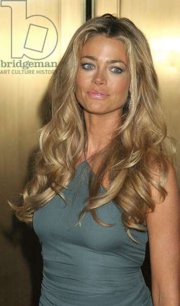 Denise Richards at arrivals for Fashion Rocks Concert Benefits Elton John AIDS Foundation, Radio City Music Hall at Rockefeller Center, New York, NY, September 07, 2006. Photo by: Rob Rich/Everett Collection