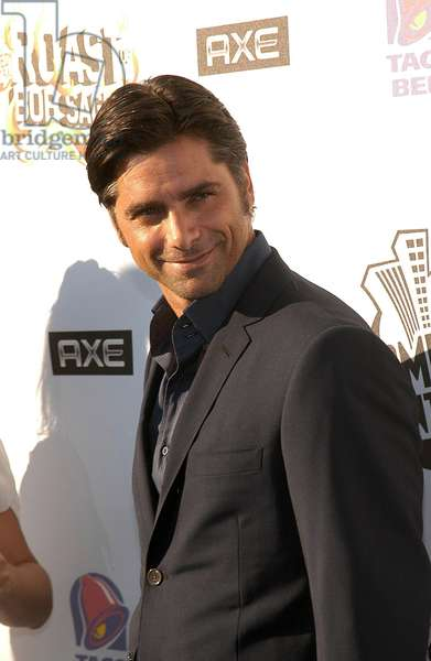 John Stamos at arrivals for Comedy Central Roast of Bob Saget, Warner Brothers Studio Lot, Burbank, CA, August 03, 2008. Photo by: Tony Gonzalez/Everett Collection